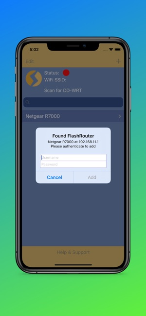 FlashRouters Privacy on the App Store