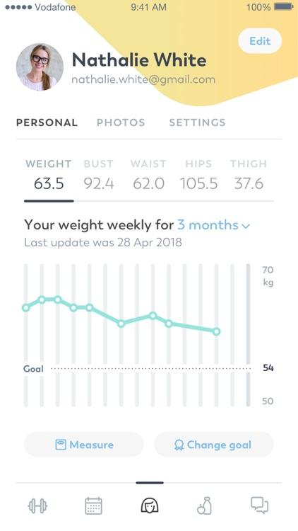 StrongHer: Workout for Women screenshot-7