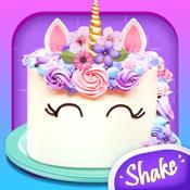 Unicorn Chef Fun Cooking Games icon