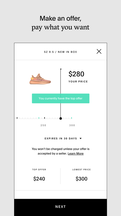 GOAT – Shop Sneakers by 1661, Inc. (iOS, アメリカ合衆国