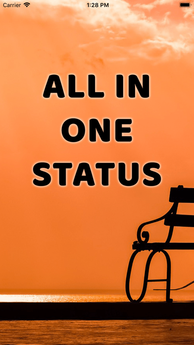 All In One-Status image #1