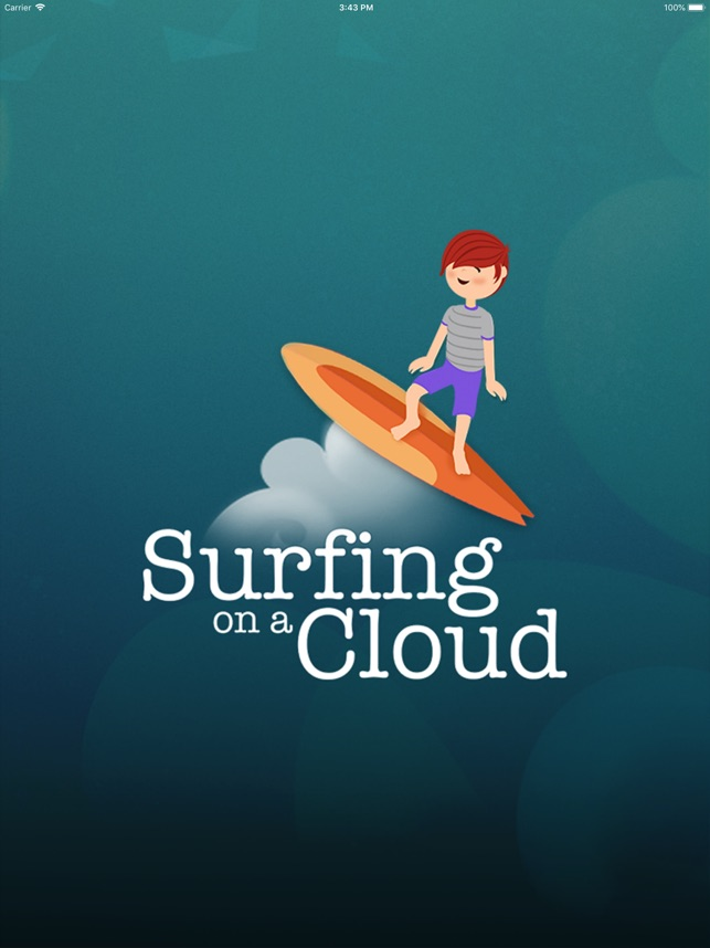 Surfing On A Cloud Meditation On The App Store