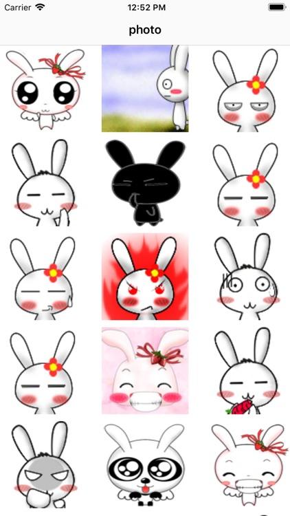 Big eyes dumb rabbit-YiYuan