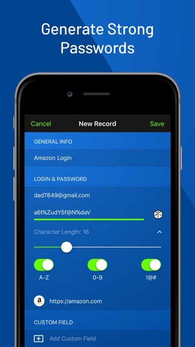 Keeper Password Manager screenshot two