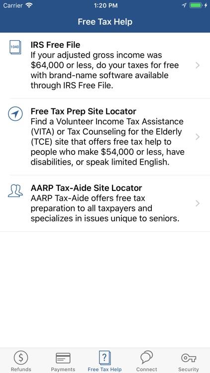 IRS2Go