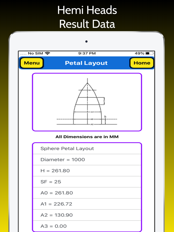 Petal Layout Pro screenshot 16