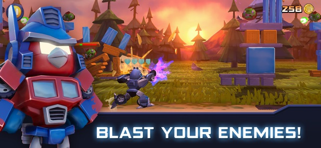 Angry Birds Transformers on the App Store