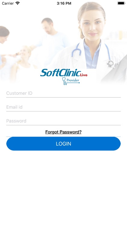 SoftClinicLive Provider