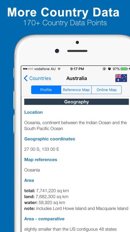 World Factbook 2021 Statistics screenshot-3