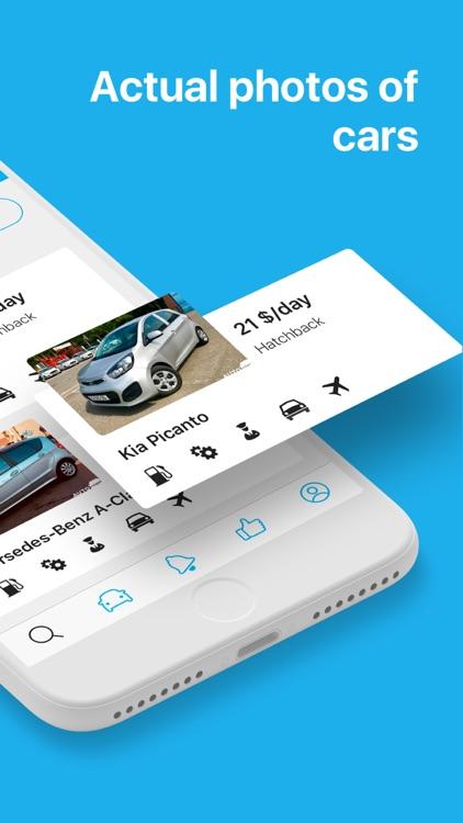 AUTO.rent  Car rental App
