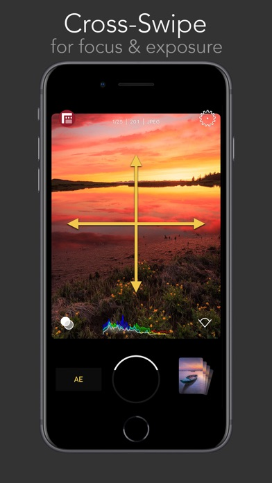 FiLMiC Firstlight - Photo App screenshot 2