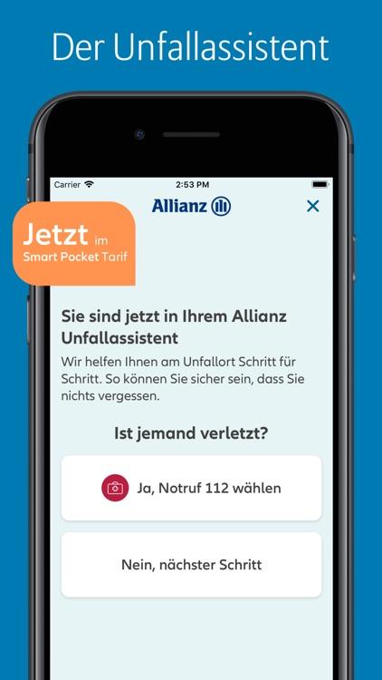 Meine Allianz screenshot-5