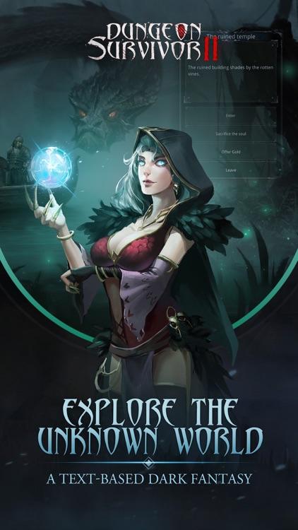 Dungeon Survivor II: Dark Tide screenshot-4