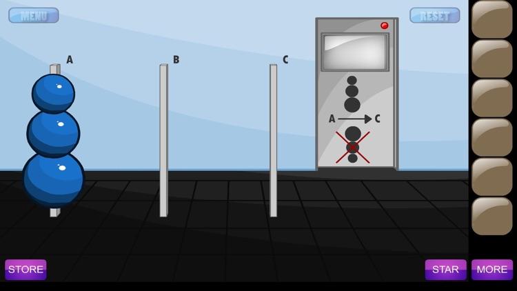 Entrenamiento cerebral room screenshot-3