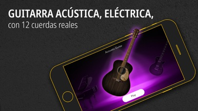 Screenshot for Guitarra - Virtual Band Player in Chile App Store