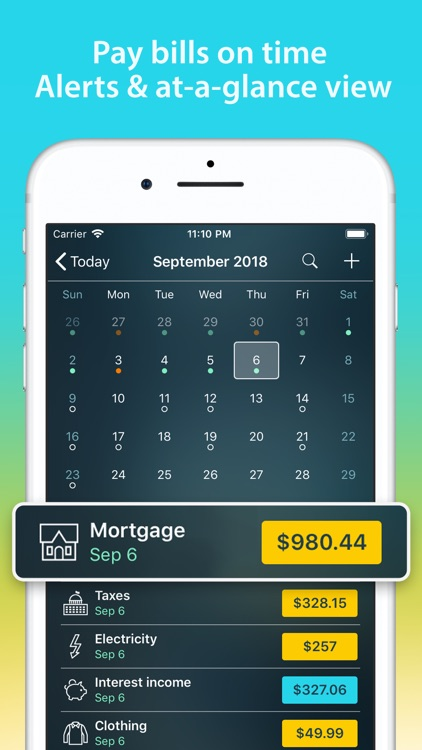 Money Pro: Personal Finance screenshot-4