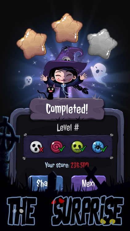 Witch Bubble Shooter 2020 screenshot-9