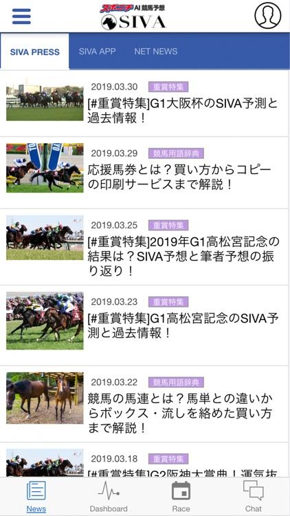 SIVA スポニチAI競馬予想! screenshot-3