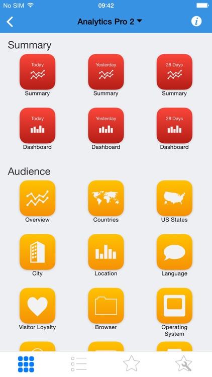 Analytics Pro 2 screenshot-4