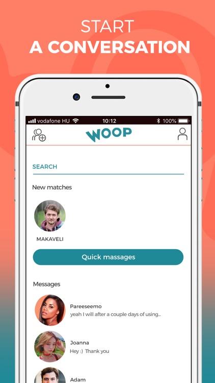 Woop - The Dating App screenshot-3