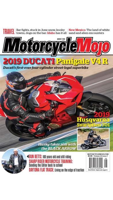 Motorcycle Mojo Magazine | App Price Drops