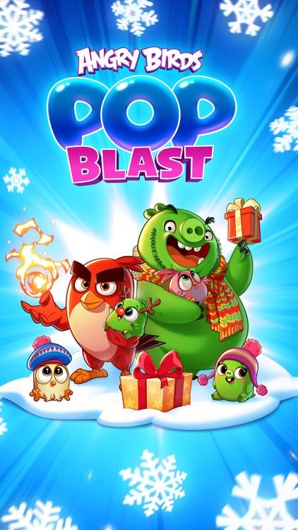 Angry Birds POP Blast screenshot-5