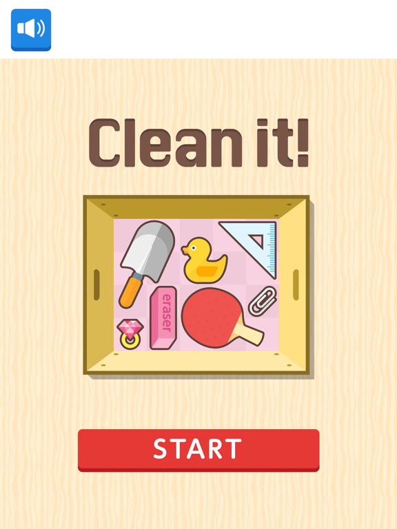 Clean It ! Tyding up! screenshot 4