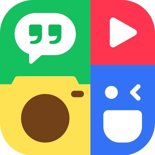 PhotoGrid Collage maker editor iOS App