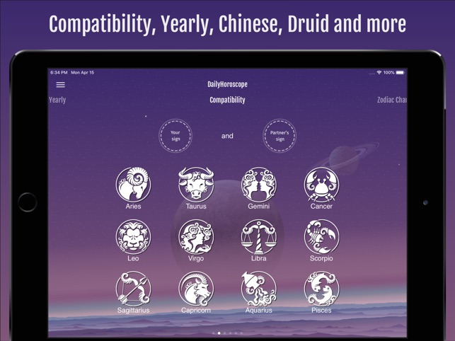 comitic daily horoscope for computer