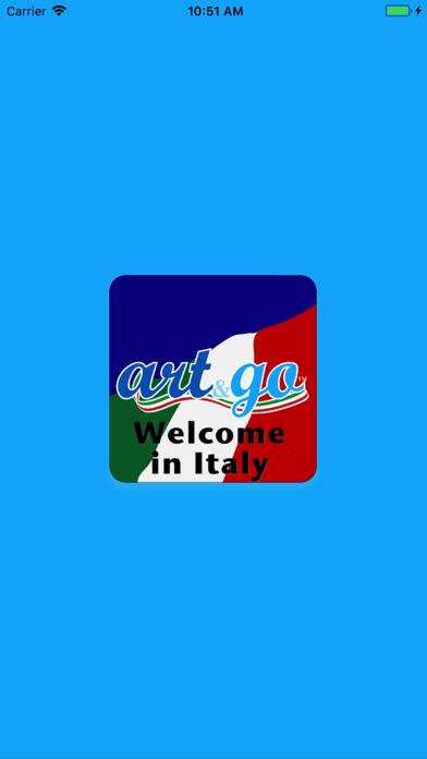 Screenshot of Art and Go1