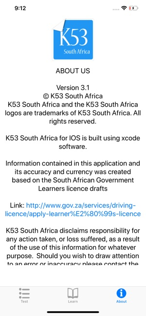 learners licence test south africa k53 pdf