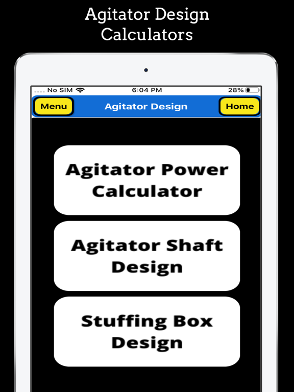Agitator Design Pro screenshot 11