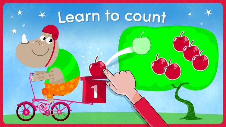 123 Preschool kids math  FULL