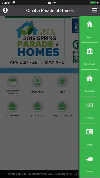 Omaha Parade of Homes screenshot three