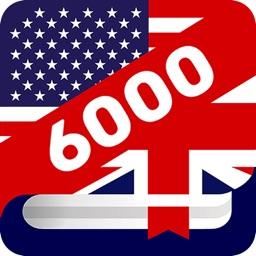 English words 6000
