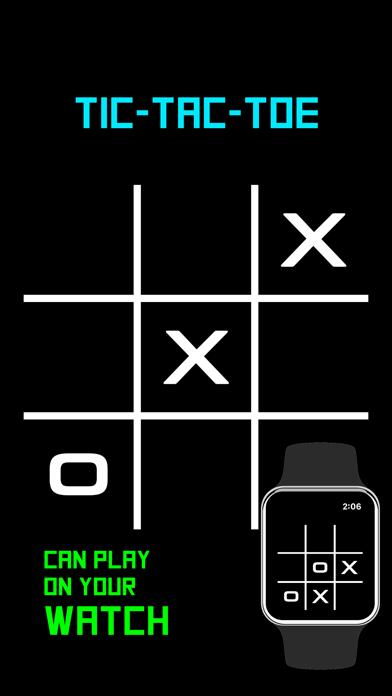 Tic Tac Toe : Watch & Phone screenshot 1