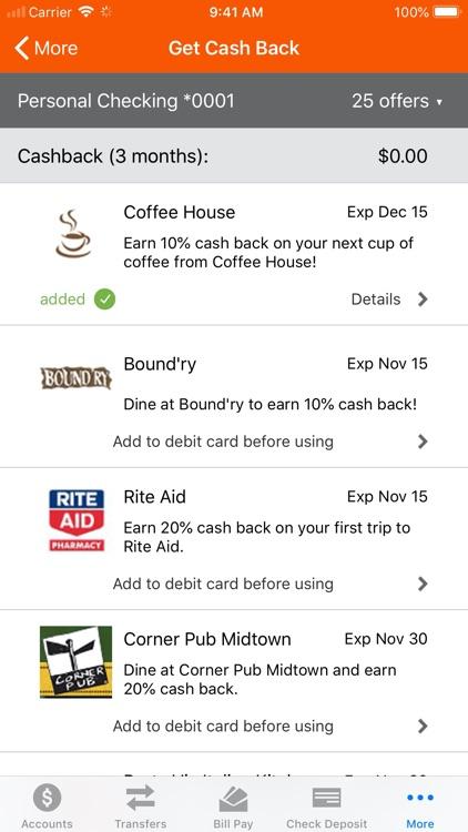 Midland States Bank Mobile screenshot-6