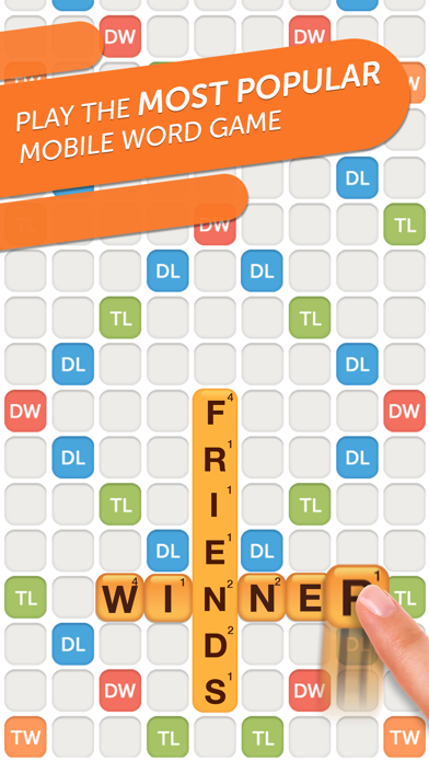 Words With Friends 2-Word Game screenshot 2