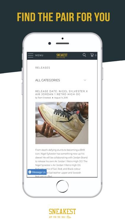 Sneakest - Buy & Sell Sneakers