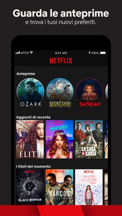 Download Netflix per Pc