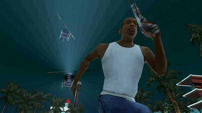 Screenshot for Grand Theft Auto: San Andreas in Switzerland App Store