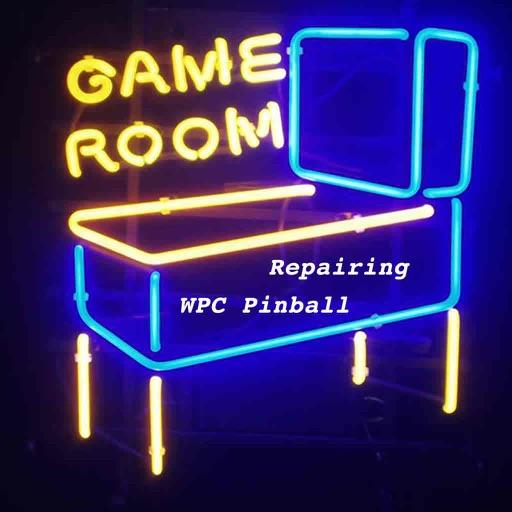 RepairinWpcPINBALL
