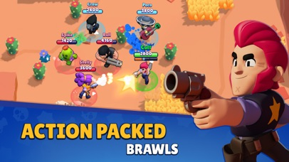 Screenshot for Brawl Stars in South Africa App Store