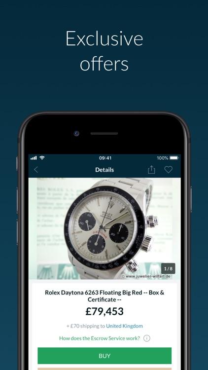Chrono24 screenshot-4