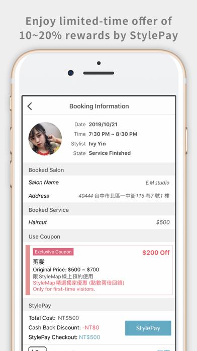 StyleMap - Find Your Stylist screenshot three