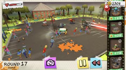 ZombiED - 3Dディフェンス ScreenShot2