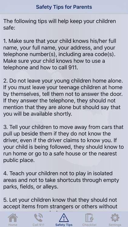 FBI Child ID screenshot-3