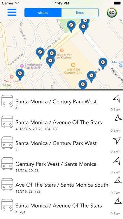 LA Public Transport Guide