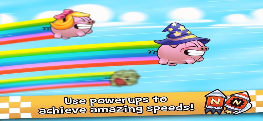 Racing Pigs - Cool Speedy Race hack tool