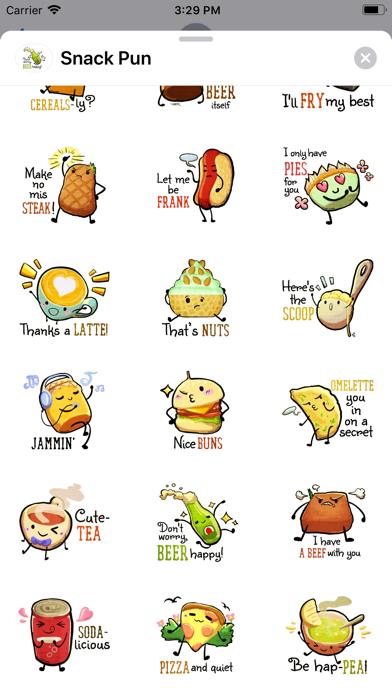 Snack Pun screenshot 3